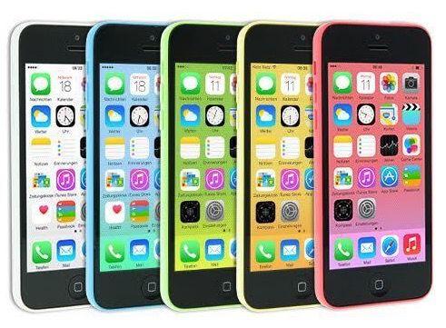 Apple iPhone 5c 16GB für 164,90€   refurbished!