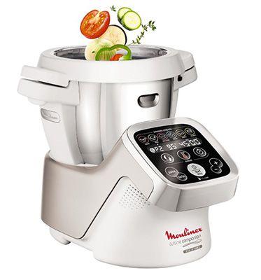 Cuisine Companion HF802 Küchenmaschine mit Kochfunktion für 497,50 ...