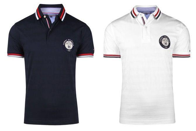 Tommy Hilfiger Medwin Kurzarm Poloshirt für 71,41€ (statt 90€)