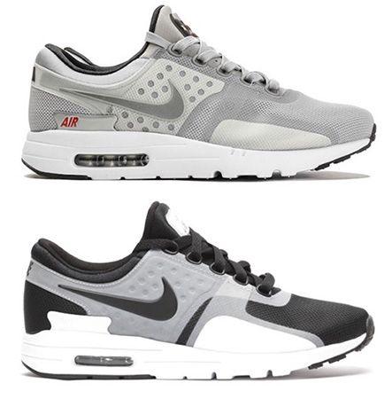 Nike Air Max Zero Sneaker günstig bei Afew   z.B. Nike Air Max Zero in Metallic Silver für 99€ (statt 150€)