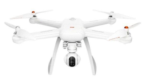 Xiaomi Mi 4K Drohne mit Gimbal & WLAN für 455,51€ (statt 572€)
