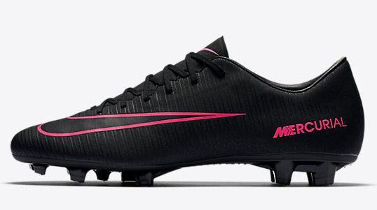 Nike Mercurial Victory VI FG Fußballschuhe für 22,49€ (statt 38€)