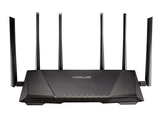 Asus RT AC3200 AC3200 Triband Gigabit WLAN Router für 177,21€ (statt 211€)