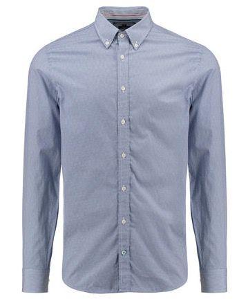 Tommy Hilfiger Newland Geo Slim Fit Langarm Hemd für 71,41€ (statt 90€)