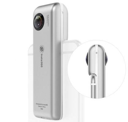 Insta360 Nano   360 Grad Kamera für iPhone für 140,99€ (statt 209€)
