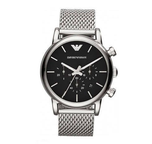 Emporio Armani Classic AR1811 Herren Armbanduhr für 108,95€