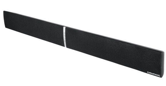 Grundig GSB 810   Soundbar mit 4 Lautsprechern 2 x 20W für 66€ (statt 76€)