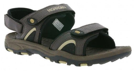 Trekking Sandalen von Sergio Tacchini, bubba oder Highroad für je 9,99€ (statt 18€)