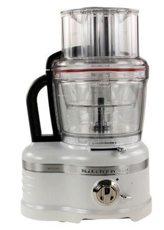 KitchenAid 5KFP1644EFP Food Processor Küchenmaschine in Weiß für 299€ (statt 370€)