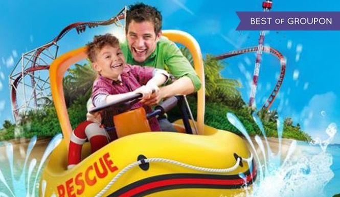 Tagesticket für den Holiday Park Haßloch für 16,99€ (statt 31€) bis Mitternacht