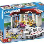 Playmobil Ambulanz mit Notarzt-PKW für 44,94€ (statt 66€)