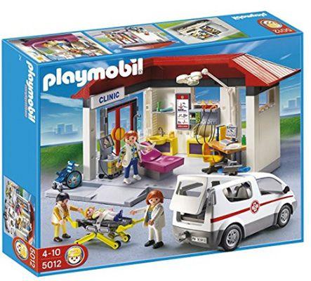 Playmobil Ambulanz mit Notarzt PKW für 44,94€ (statt 66€)