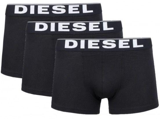 3er Pack Diesel Kory The Essential Herren Boxershorts für 29,99€ (statt 35€)