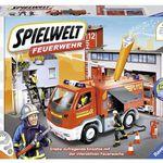 Ravensburger tiptoi Spielwelt Feuerwehr für 19,99€ (statt 43€)