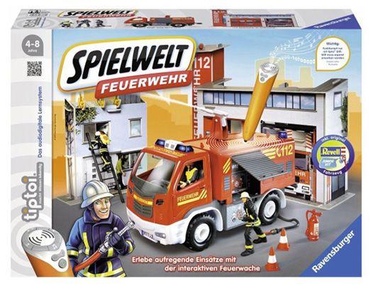 Ravensburger tiptoi Spielwelt Feuerwehr für 19,99€ (statt 36€)