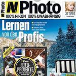 6 Ausgaben N-Photo für 39,90€ + Kalahari Swave S14 Fototasche (Wert 63€)
