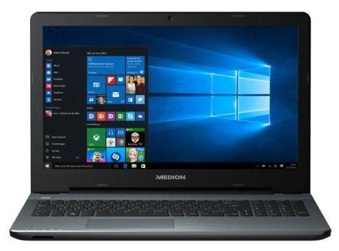 Medion Akoya P6670   15,6 Zoll Full HD Notebook mit 128GB + 1TB für 479,99€   B Ware!
