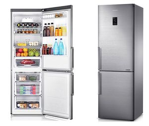 Samsung RB32FEJNBSS Kühl Gefrierkombination für 549€ (statt 600€)