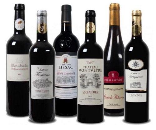 Bis zu 18€ Rabatt bei Weinvorteil   auch auf reduzierte Weine
