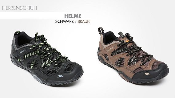 Trespass Outdoor Schuhe für Damen und Herren bei vente privee   z.B. Modell Scarp ab 45€ (statt 59€)
