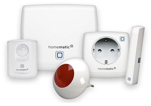 HomeMatic IP Starter Sicherheits Set für 139€ (statt 170€)
