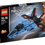 Lego Technic – Air Race Jet (42066) für 76,94€ (statt 90€)