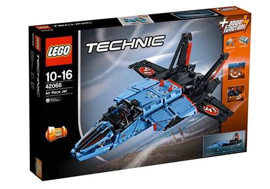 Lego Technic   Air Race Jet (42066) für 76,94€ (statt 90€)