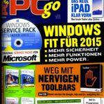 Jahresabo PC Go classic DVD XXL für effektiv 28,80€