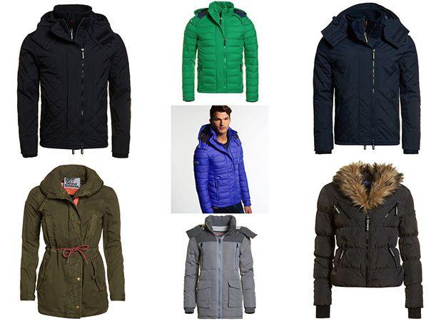 Damen & Herren Superdry Jacken für je 69,95€   sehr viele Modelle!