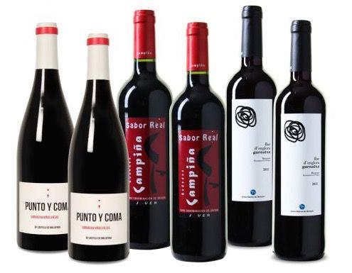 Prämierte Robert Parker Weinpakete ab 41€ + mögliche Gutscheine