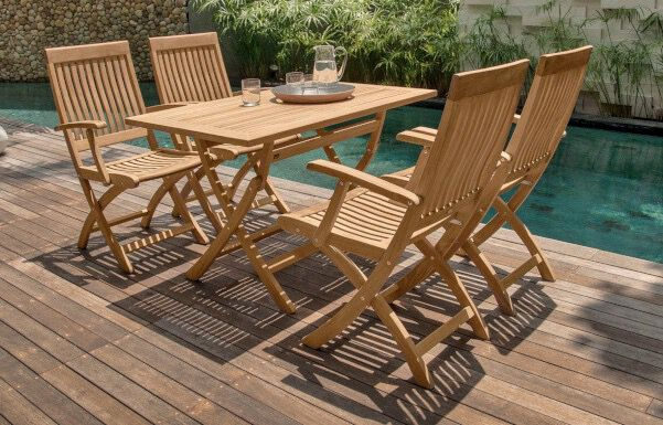Villeroy & Boch Gartenmöbel bei vente privee   z.B. Monza PL11 Stuhl ab 245€(statt 379€)