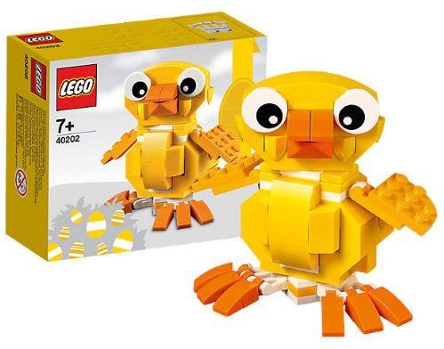 Gratis Lego Osterküken (Wert 9€) ab 29€ Lego Einkauf bei myToys