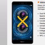 Honor 6X für 19,99€ (statt 237€) + o2 Flat mit 3GB LTE für 14,99€ mtl.