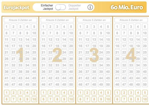 Bildschirmfoto 2017 03 28 um 14.17.31 1 Tippfeld Eurojackpot für 2 Ziehungen (60 Mio. Jackpot) + 25 Rubbellose für 0,99€   nur Neukunden