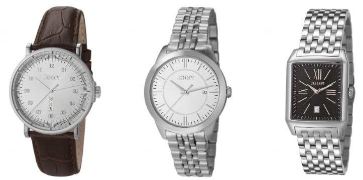JOOP! Uhren & Schmuck Sale in der Zalando Lounge   z.B. Vibes Herrenuhr für 101€ (statt 149€)