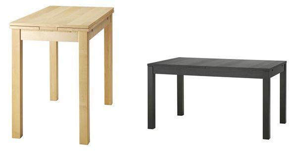 Bjursta Sale für IKEA Family Mitglieder   z.B. Bjursta Ausziehtisch für 99€ (statt 149€)