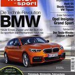 Top! 6 Ausgaben auto motor und sport gratis zzgl. 4,95€ VSK – automatisch auslaufend!