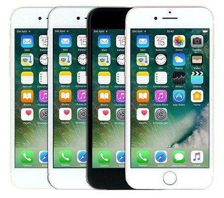 iPhone 7 mit 128GB für 599€ (statt 730€)   Zustand wie neu