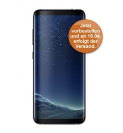 Vodafone Young Allnet mit 6GB LTE + Samsung Galaxy S8 für 41€ mtl.