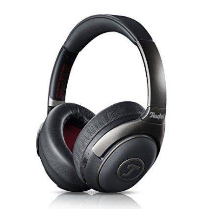 Teufel Mute BT   kabelloser Over Ear Kopfhörer mit Noise Cancelling für 99€ (statt 120€)