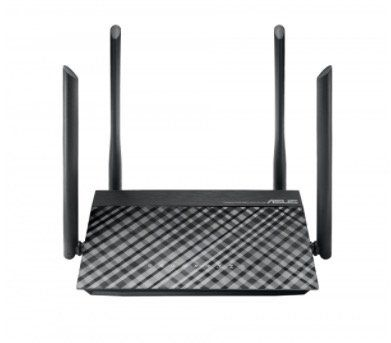ASUS RT AC1200G+ Wireless AC Dual Band WLAN Router für 55,50€ (statt 75€)