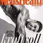 Men's Health Jahresabo inkl. 43,40€ Verrechnungsscheck für 62,40€