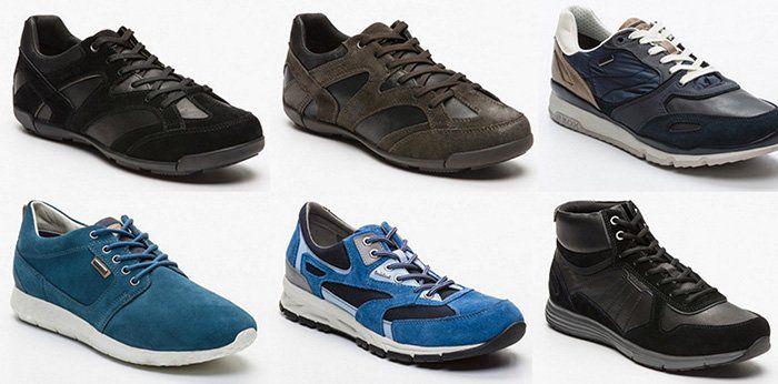 Geox Respira Schuh Sale bei vente privee   z.B. Geox Sneaker aus Veloursleder ab 55€ (statt 75€)