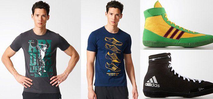 60% Gutschein für ausgewählte adidas Specialty Sports Artikel   z.B. Race Herren Oberteil für 64,93€ (statt 150€)