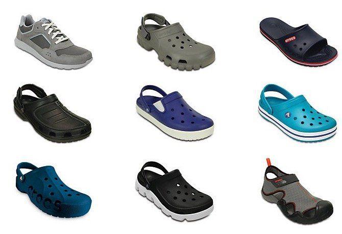 Crocs Sale mit 50% auf das 2. Paar + VSK frei