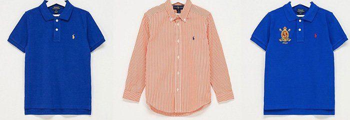 Ralph Lauren Damen und Kinder Sale bei vente prive   T Shirts ab 18€ und Oberteile ab 27€