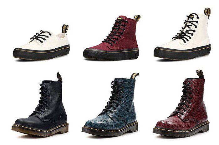 Dr. Martens Sale bei brands4friends   z.B. Jacy Sneaker für 49,99€ (statt 63€)