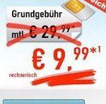 Vodafone DataGo M LTE 6 GB Vertrag für 9,99€/mtl.