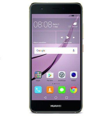 Huawei Nova   5 Zoll Full HD Smartphone in Gold mit 32GB für 189€ (statt 246€)