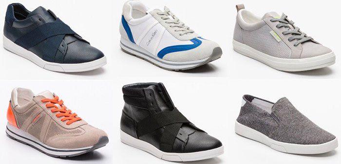 Großer Calvin Klein Schuh Sale bei vente privee   z.B. Calvin Klein Mokassins Falaina für 52€ (statt 85€)